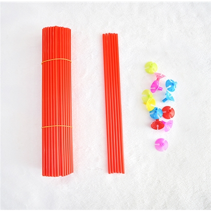 Balloon Stick and cap 27cm